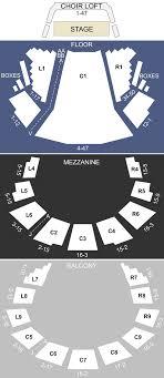 Roy Thomson Hall Toronto On Seating Chart Stage
