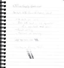 Liquid Lead Pencil Uniball 3mm Hi Density Pencil Lead Review Officesupplygeek