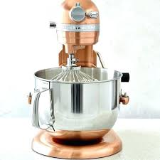 kitchenaid copper pearl vs satin cookware collection stand mixer pro 7 qt food processor kitchenaid copper pearl knife set professional stand mixer