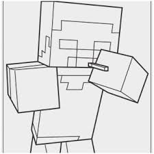 Free Printable Minecraft Coloring Pages Wonderfully Printable