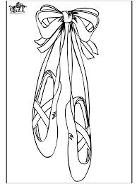 Spitzen Kleurplaat Ballet