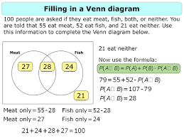Venn Diagram Problems And Solutions With Formulas Venn Diagram Formulas Under Fontanacountryinn Com