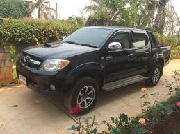 2008 Toyota Hilux Vigo-G 3.0 ECT-i Turbo A/T 4x4, 4 Door   North ...