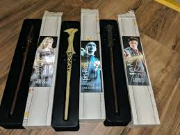 harry potter mystery wands hologram cards lord voldemort luna lovegood set of 3 potterhead org