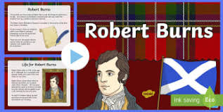 There are 219 burns craft idea for sale on etsy, and they cost $14.68 on. Burns Night Primary Resources Robert Burns Scotland Poet Haggis