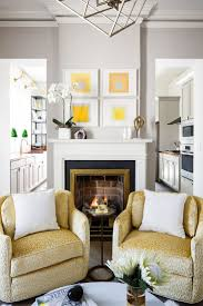Yellow Chairs For Living Room 17 Best Ideas About Yellow Living Rooms On Pinterest Yellow
