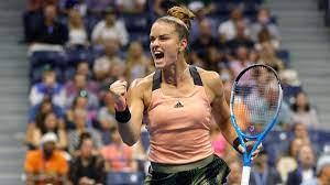 WTA Finals: Maria Sakkari qualifiziert sich erstmals für Saisonfinale in  Mexiko im November - Eurosport
