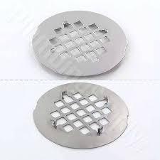 shower drain screen shower drain strainer cover shower drain strainer basket