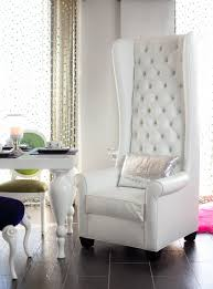 amazing design ideas tall back accent chairs crystal high chair emfurn reclining