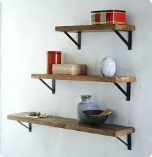 wooden wall shelves metal and wood wall shelves stagger rustic with brackets home interior 1 wooden wooden wall shelves