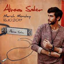 Alvaro Soler - Hey :) it's merch monday 🎉🎉🎉 This week's item: the  harmonica necklace. Check it out here =>  http://www.alvarosoler-shop.com/de/sammel-kette.html