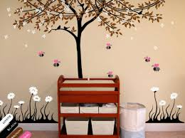 Small Picture Cute Cherry Blossom Wall Decal Design for Natural Look Room