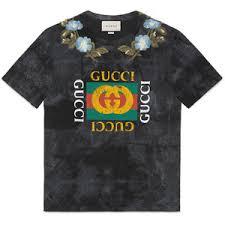 gucci ufo shirt. gucci cotton tie-dye t-shirt with print ufo shirt
