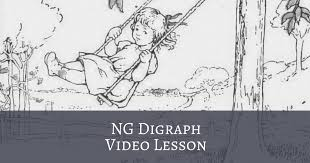NG Digraph Video Lesson (Lesson 22): Write and Sound Out NG