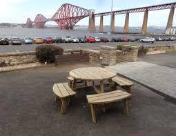 atholl compact 8 picnic table