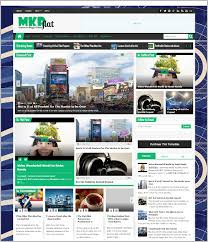 44 Professional Blog Themes Templates Free Premium Templates