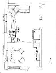 Restaurant Kitchen Layout Dimensions Kitchen Makeovers Remodel