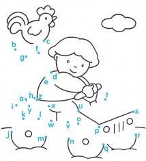 45 best 幼兒連線圖 images on Pinterest | Color by numbers, Dot to ...