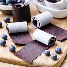 ridiculously good 3 ing blueberry fruit leather healthy substitute