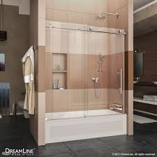enigma x sliding tub door