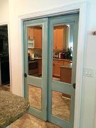 closet mirror door closets mirrored doors sliding repair