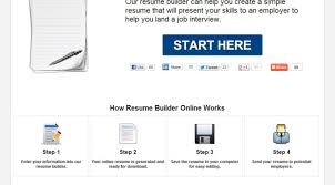 Resume Free Resume Builder With Photo Phenomenal Free No Charge