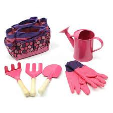 garden tool sets 6pcs kids gardening
