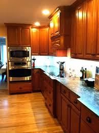 birch vs maple cabinets maple cherry cabinet cherry cabinets with black pulls birch vs maple vs
