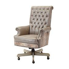beautiful office chairs. Turney Leather Desk Chair Beautiful Office Chairs