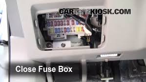 2007 Nissan Altima S 2.5L 4 Cyl.%2FFuse Interior Part 2 interior fuse box location 2007 2013 nissan altima 2007 nissan on 2007 nissan altima fuse box