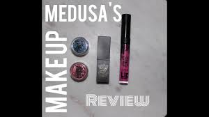 medusa s make up monthly vegan beauty box review unboxing