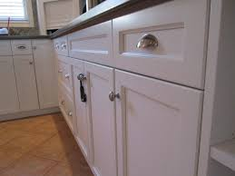 painting kitchen cabinets cambridge after spray painting finish