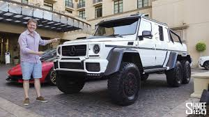 It is in its element off the beaten track. The Brabus G700 6x6 Is The Beast Of Beverly Hills Youtube