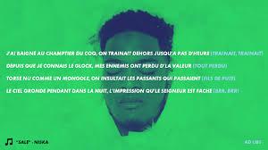Les 5 Ingrédients Dun Hit De Rap Français En 2017 Lécriture