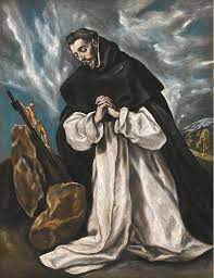 el greco saint dominic in prayer sotheby s london old master british paintings evening on july 3 2016 est