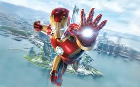 Wallpaper 4k Iron Man Experience Hong ...