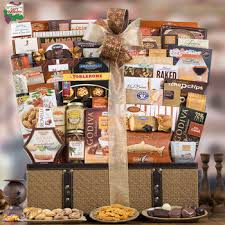 costco grand traditions holiday gift basket