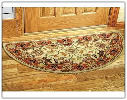 semi circular rug half round kitchen rugs inside decorating within circle design 4 semi circular modern semi circular rug