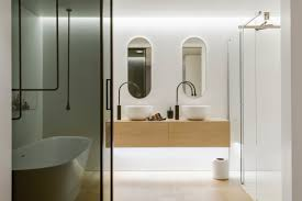 Laminate Bathroom Walls A Modern Contemporary Bathroom You Will By No Means Need To Go