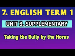 Videos Matching 7th English Term 1 Unit 3 Supplementary