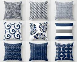 decorative pillow designs ideas. throw pillow covers navy teal aqua beige green by hlbhomedesigns decorative designs ideas