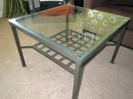full size of metal frame glass side table and tables uk round coffee for kitchen wonderful