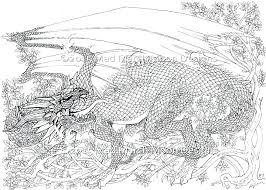 Real Dragon Coloring Pages 39397 Octaviopazorg