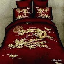 dragon comforter dragon bedding sets comforter set red on gray dragon comforter set promotion ping