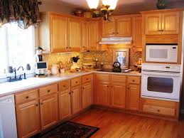 Maple Kitchen Furniture Kitchen Wall Oven Cabinets Collection Built In Wall Oven Microwave