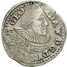 3 Groshen - Adam Wenzel - Duchy of Teschen – Numista