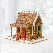 Candy Cane House Decorations Gingerbread House Ideas Gingerbread House with a candy cane 70