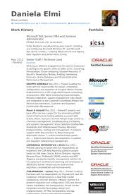 Windows System Administrator Resume Format Resume Format For