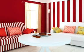 stripes wall paint red painting stripes technique on walls bedroom stripe paint designs