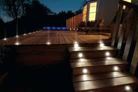 led fence lighting led fence lights solar outdoor with wood lighting garden solar led fence post